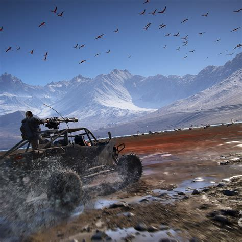 2932x2932 Tom Clancys Ghost Recon Wildlands HD Ipad Pro