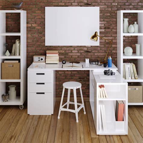 petit bureau moderne aménagement d un petit bureau 50 idées pour maximiser l