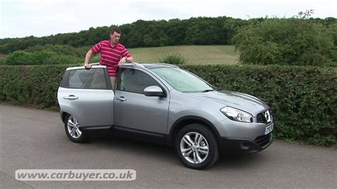 nissan qashqai suv   review carbuyer youtube