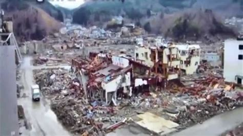 Japan Tohoku Earthquake and Tsunami 2011