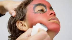 Maquillage Enfant Facile : maquillage halloween facile pour enfant d mon rouge ~ Melissatoandfro.com Idées de Décoration