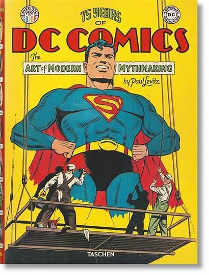 Dc Comics Taschen Modern Books Pages Universe