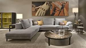 Italian Design Brands at international furniture shows