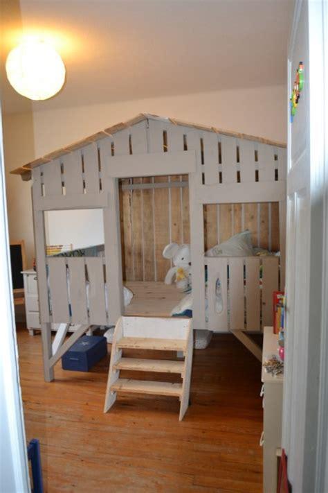 chambre cabane bien choisir un lit cabane pour enfant habitatpresto