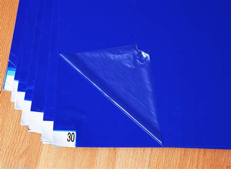 plastic drop cloth available in a pack of sticky tac tack mats self adhesive 60cm x 90cm 30