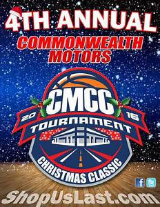 4th Annual Commonwealth Motors Christmas Classic ...