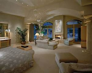 master bedroom and sitting area | Bedrooms | Pinterest