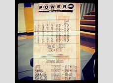 Winning Powerball Numbers Match Jersey Numbers Of Kansas