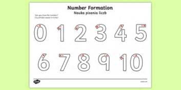 number formation worksheet activity sheet 0 10