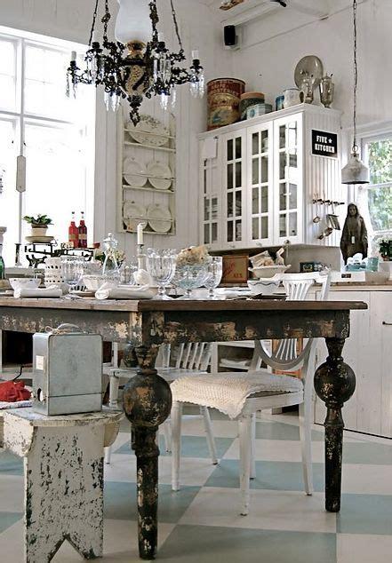 shabby chic kitchen table 33 shabby chic kitchen ideas the shabby chic guru