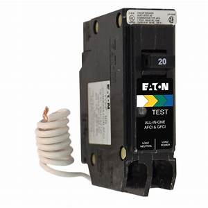 Shop Eaton Type Br 20 Gfci Circuit Breaker At Lowes Com