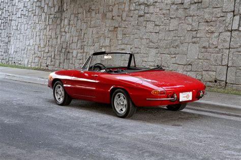 1967 Alfa Romeo Duetto For Sale by 1967 Alfa Romeo Duetto For Sale 78643 Mcg
