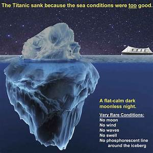 titanic sank 100 years ago because the sea condition was With how many floors did the titanic have