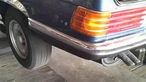 Mercedes 450 Slc 5 0 - Engine Revving