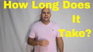 How Long Does It Take To Build Muscle-the Truth