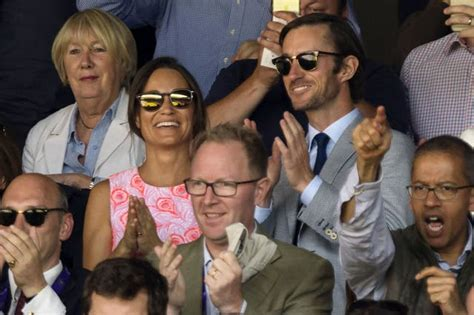 Pippa Middleton 'engaged to hedge-fund manager beau James ...