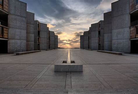 Inside the Conservation Work at the Salk Institute, Louis