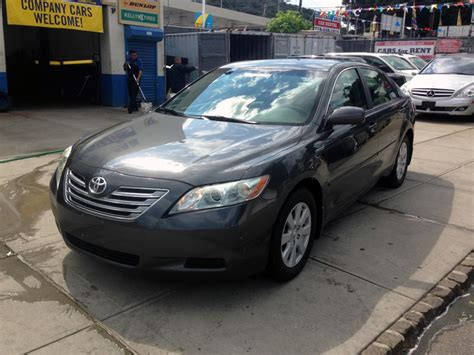 Used Toyota Camry Hybrid For Sale by Used 2008 Toyota Camry Hybrid Sedan 4 Dr 10 890 00