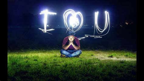 photography light painting effect photoshop manipulation