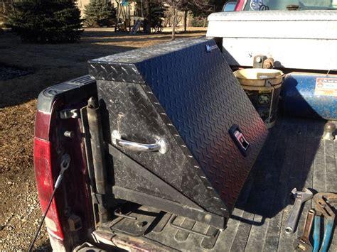 montezuma tool box swivel easy access  tools truck tool box  truck tool box tool box