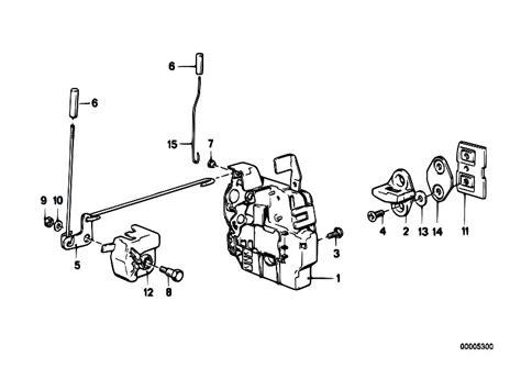 Bmw E30 Part Diagram by Original Parts For E30 318i M10 2 Doors Bodywork Door