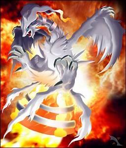 Reshiram, God of Fire by Xous54 on DeviantArt