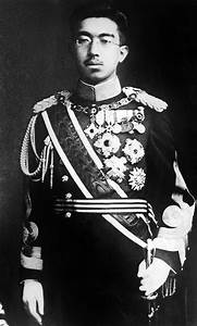 Emperor Hirohito, Of Japan, Portrait Photograph by Everett