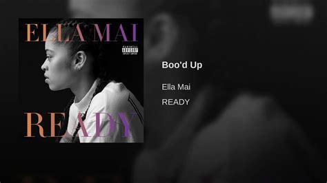 Ella Mai Can't Believe How Huge 'boo'd Up