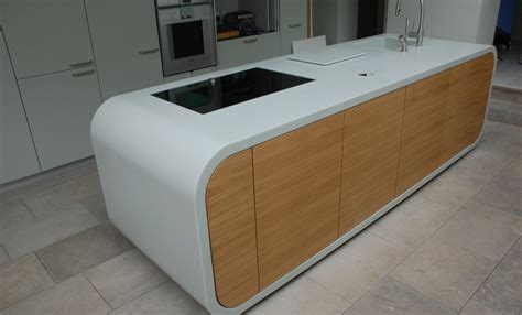 Corian Thermoforming Corian Worktops Kitchen Worktops Bradford Xcel Kitchens
