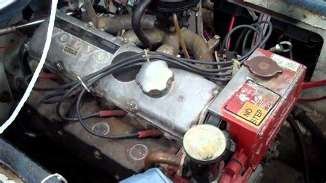 bayliner  cylinder boat motor  sale volvo penta
