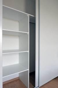 amenagement placard chambre pas cher With comment amenager un placard de chambre