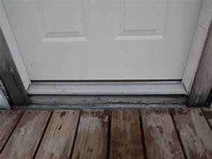 Exterior Door Flashing  How To