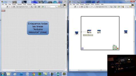 mundorobotica arduino labview digitalwrite