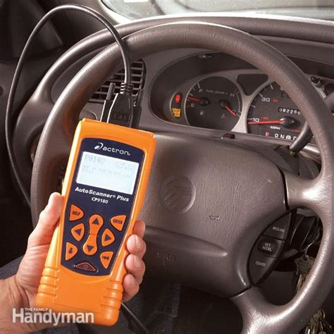 Diagnostic In Car by Using A Diagnostic Car Code Reader The Family Handyman