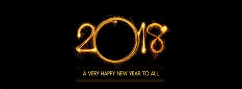 Happy New Year 2018 Images For Facebook Cover Page