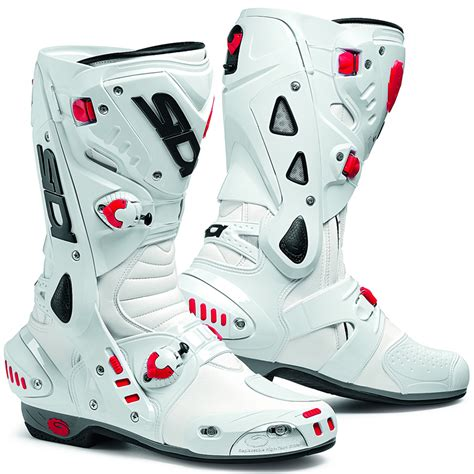 sport motorcycle shoes sidi vortice motorcycle boots breathable vented race sport