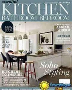 essential kitchen bathroom bedroom home interior design With interior design books free download pdf