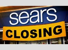 Sears at the Galleria Mall in Centerville closing in early