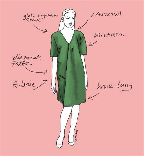 welches kleid macht schlank ein puristisches a linien kleid f 252 r die sommerliche basisgarderobe stiltips und trendtips