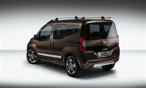 Fiat Qubo by Versatile Fiat Qubo Facelift Priced From 163 11 695 In The Uk