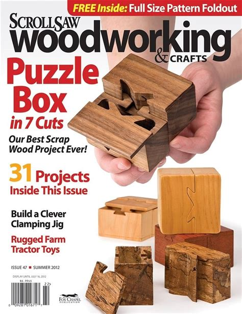 diy puzzle lock box woodworking projects plans