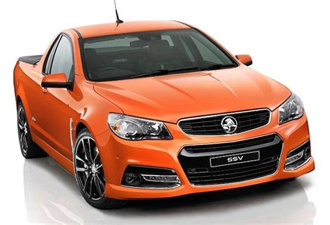 holden commodore ss v ute 2014 review carsguide