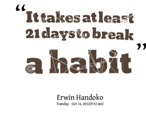 Famous Quotes About 'habit'  Sualci Quotes