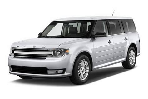 2019 Ford Flex Redesign And Changes  Ford Redesignscom