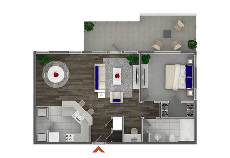 Top Apartment Floor Plans by Studio 1 2 Bedroom Apartments In Atlanta Highland Walk