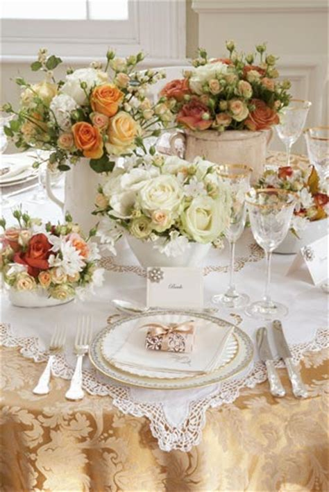 shabby chic wedding table settings french shabby chic style part 2 table decoration