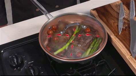gotham steel air fry pan tv commercial    ispottv