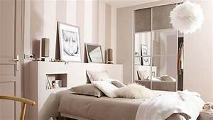 Deco chambre taupe et rose visuel 5 for Chambre rose et taupe