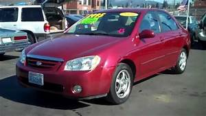 2004 Kia Spectra Sold