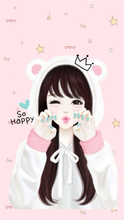 Anime Korean Wallpaper - i really happy with my loneliness no its really amazing